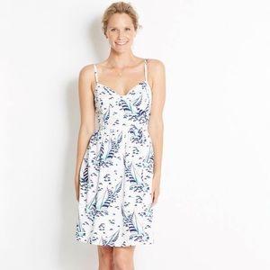 Vineyard Vines sailboat print dress